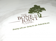 Bone & Joint Clinic Identity Package