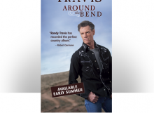 Randy Travis-Around the Bend Ad