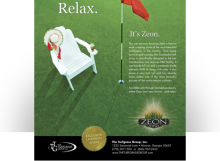 The Turfgrass Group-Zeon Ad